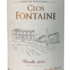 clos fontaine label