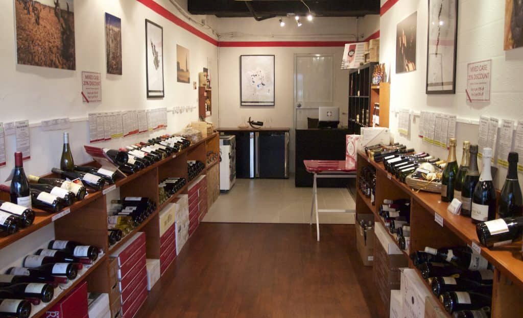 The Wine Guild Shop in Sai Kung