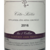 cote rotie label